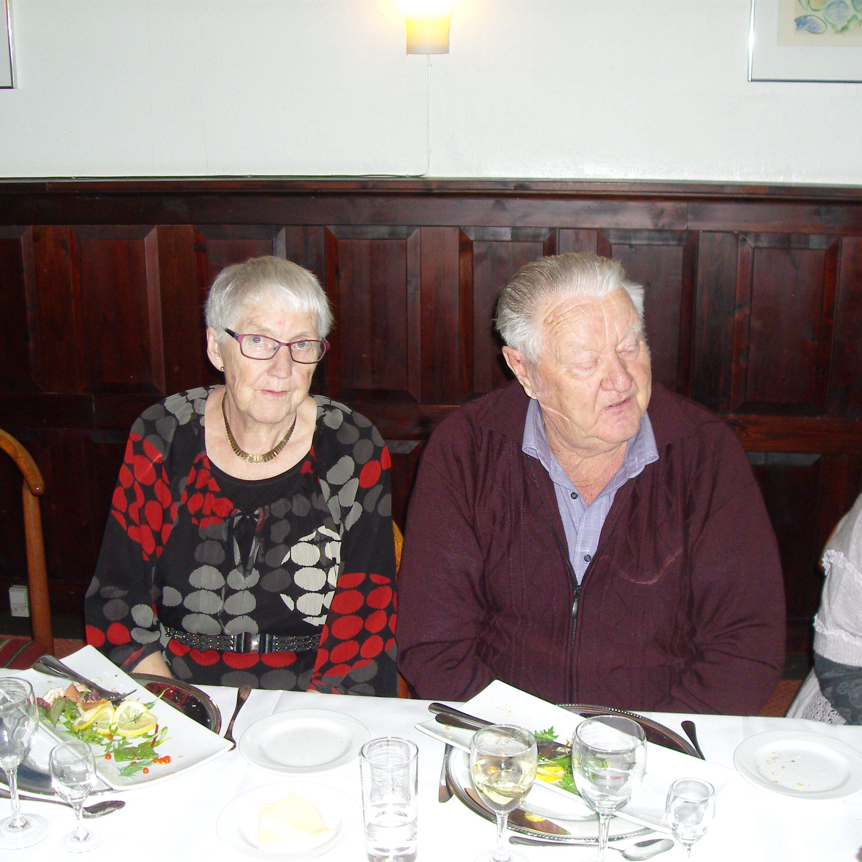 Ida og Henning JensenDiamantbryllup 2013